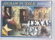 History of Texas Puzzle