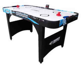 60 in. Air Powered Hockey with Electronic Scorer