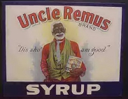 Uncle Remus Syrup-sign