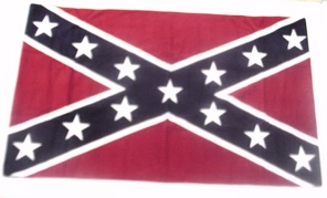 Battle Flag Beach Towel