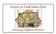 License to Cook Italian