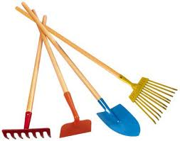 Garden Tools - Garden Tools - The right equipment to get the job done!