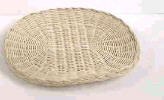 rattan base for fajita pan